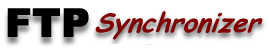 FTP Sync software - FTP Synchronizer